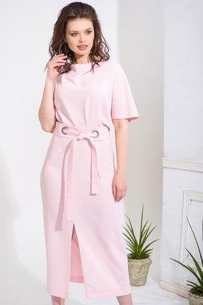 Фото - Платье Anna Majewska 154р розовый розового цвета