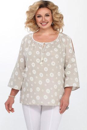 Купить Блузку Matini 41194 молочные тона цвет молочные тона