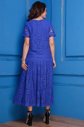 Фото 2 - Комплект юбочный Anastasia 271 василек цвет василек