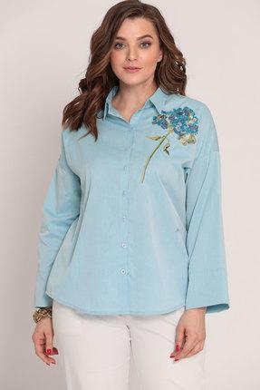 Купить Рубашку Elletto 3336/1 голубой голубого цвета