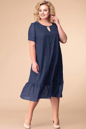 Платье Romanovich style 1-1831 синий