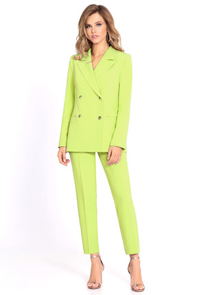 Комплект брючный PIRS 689 светло-зеленый