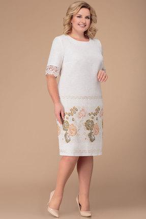 Платье Svetlana Style 1266 молочный