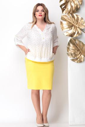 Комплект юбочный Michel Chic 1115 желтый