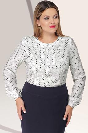 женская блузка lenata, белая