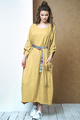 Платье Фантазия Мод 3409 песочный, размер