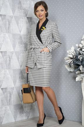 Комплект юбочный Alani 976 серый