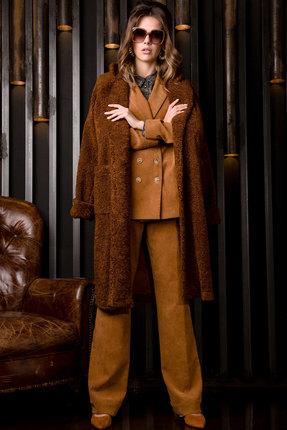 Пальто Vesnaletto 2141-2 коричневый