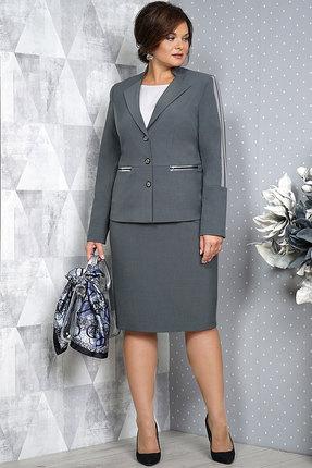 Комплект юбочный Alani 967 серый
