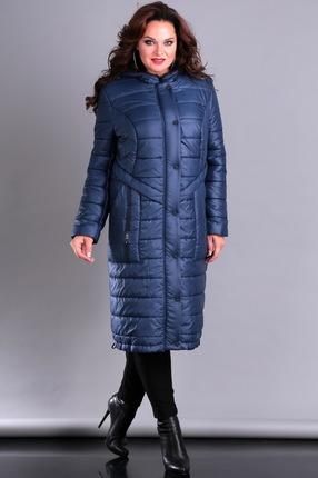 Пальто Jurimex 2032 синий
