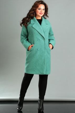 Пальто Jurimex 2033 зеленый