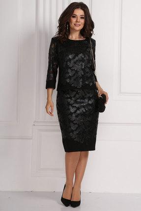 Комплект юбочный Solomeya Lux 5494 черный