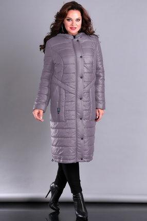 Пальто Jurimex 2032-3 серый