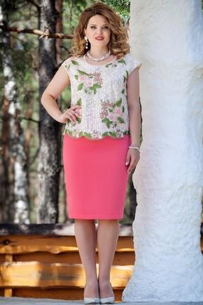 Комплект юбочный TEZA 220 розовый