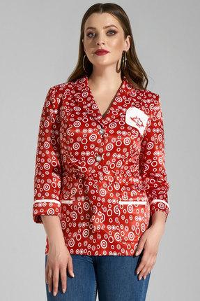 Жакет Lissana 3750 красный