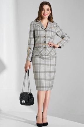 Комплект юбочный Lissana 3762 серый