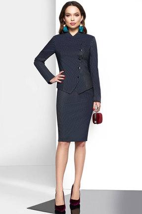 Комплект юбочный Lissana 3611 чернильный