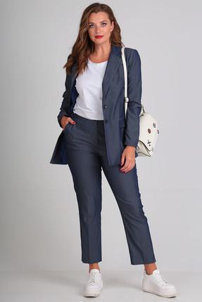 Комплект брючный Anastasia Mak 626 джинсовый