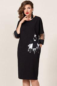 Платье Vittoria Queen 9643 черный