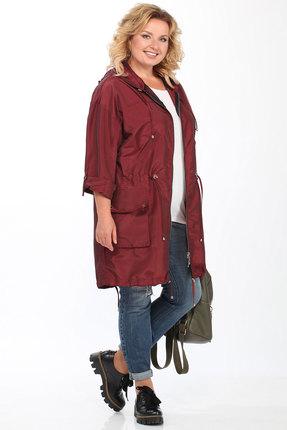 Куртка Lady Secret 6265 бордовый