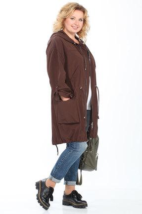 Куртка Lady Secret 6265 шоколадный