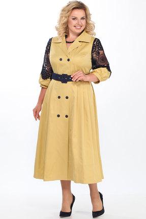 Купить со скидкой Платье Lady Secret 3595 горчица
