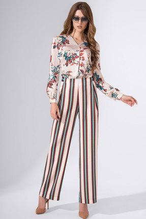 женские брюки avanti erika, разноцветные