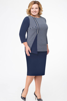 Комплект юбочный KetisBel 2403.1 синий