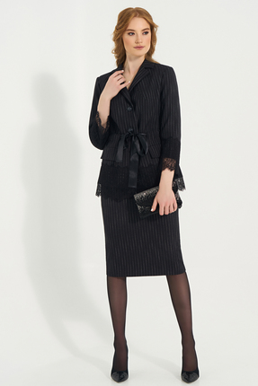 Комплект юбочный Фантазия Мод 3501/1 черный