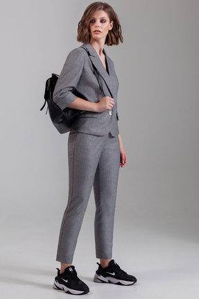 Комплект брючный Anna Majewska 2152G серый