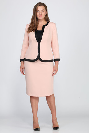 Комплект юбочный Anastasia Mak 641 персиковый
