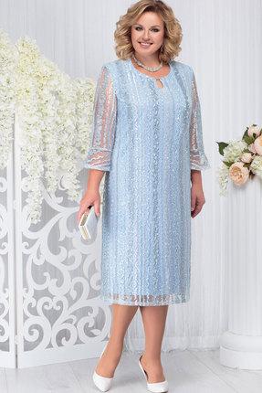 Платье Ninele 2215 голубой