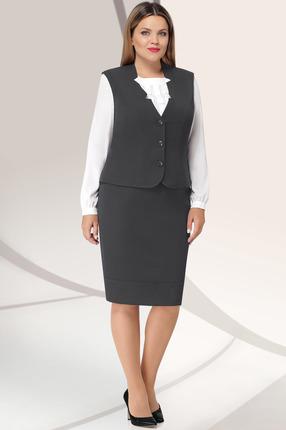 Комплект юбочный LeNata 32922 серый