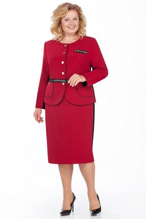 Комплект юбочный Pretty 774 красный