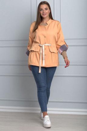 Жакет Anelli 728 оранжевый