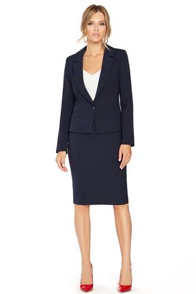 Комплект юбочный PIRS 791 темно-синий