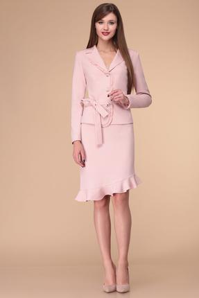 Комплект юбочный Verita Moda 2008 розовый