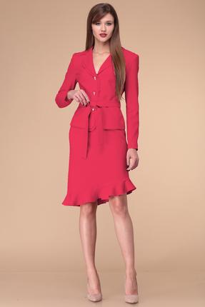 Комплект юбочный Verita Moda 2008 красный