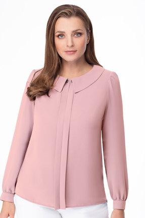 женская блузка белэкспози, розовая