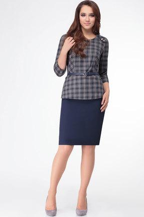 Комплект юбочный Bonna Image 357 тёмно-синий