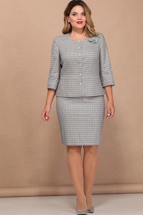 Комплект юбочный Bonna Image 358 серый