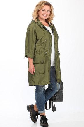 Куртка Lady Secret 6265 хаки