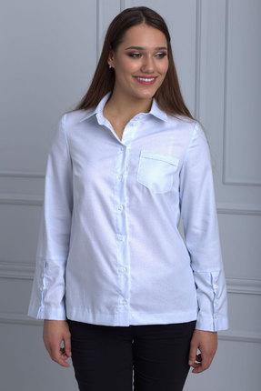 Рубашка Anelli 751 голубой