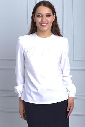 Блузка Anelli 532.1 белый