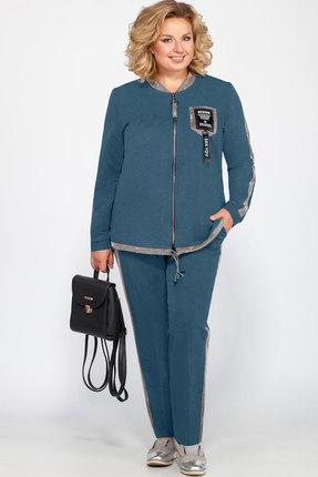 Комплект брючный Bonna Image 455 синий