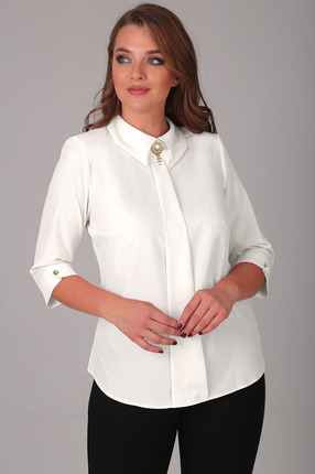 Блузка Таир-Гранд 62196-1 белый