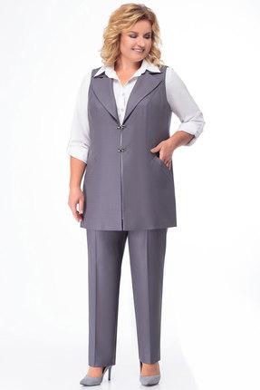 Комплект брючный KetisBel 2427 серый
