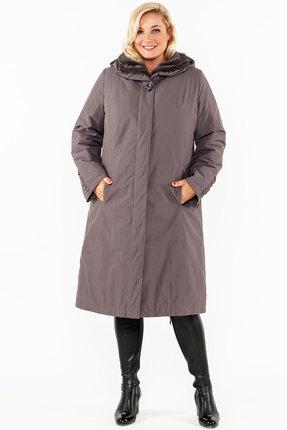 Пальто Bugalux 910 серый