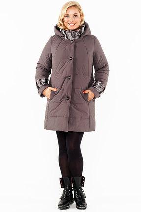 Пальто Bugalux 438а серый