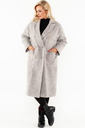 Фото - Пальто Bugalux 938а серый серого цвета